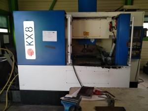 Centre d'usinage, fraiseuse, aléseuse et autres machines outils